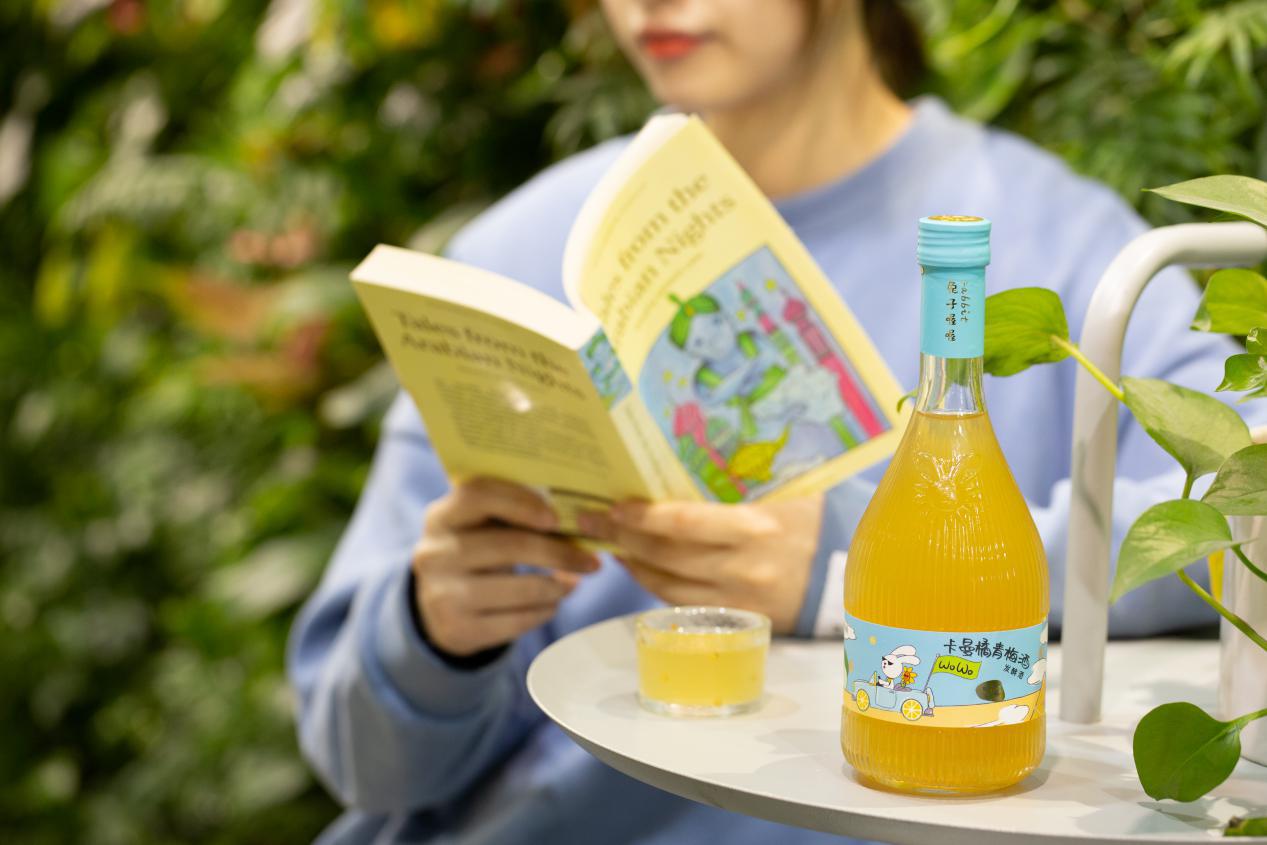 """一只""""兔子""""撬动的果酒品牌发展新格局!"""